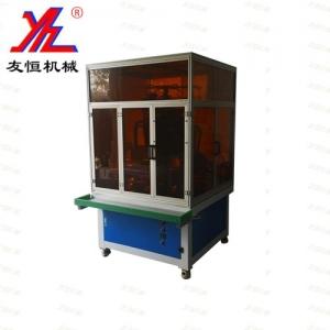 黑龙江八工位连续式自动卷边机